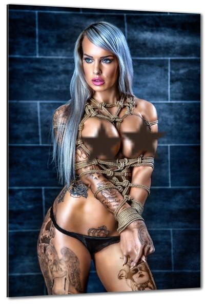 Topless Portrait Vanessa Louis