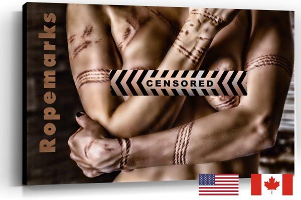 Ropemarks, No Mercy, USA