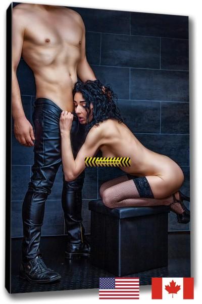 Slave Love, USA